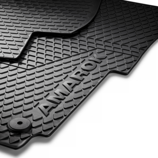 Amarok 2011-2016 All-Weather Rubber Mat Set Front 2H2061501 041