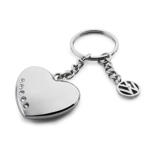 3D Keyring With Swarovski Charms 33D087010A