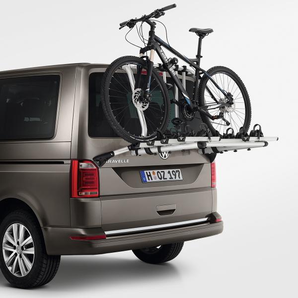Transporter 2020>2021 Bike Holder For 4 Bikes 7E0071104