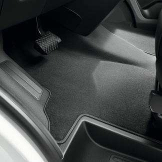Transporter 2016-2020 Carpet Mat Set Front 7H2061420 MTN