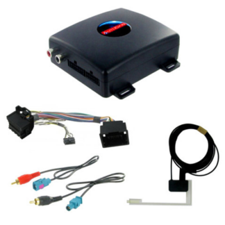 Caravelle 2010-2015 Autodab Retrofit For Pre-Mib Connector Type Without Steering Wheel Controls ZGB000051300VW