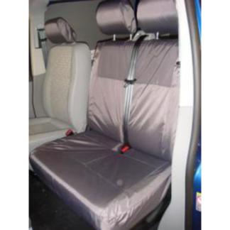Transporter 2003-2015 1 + 1 Driver And Passenger - Grey ZGB7E0062 003