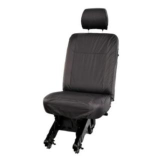 Transporter 2003-2015 Kombi Second Row Single Seat Cover Black ZGB7E0062 014